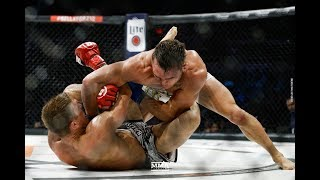 Bellator 212 Highlights: Michael Chandler Beats Brent Primus, Reclaims Title - MMA Fighting by MMA Fighting