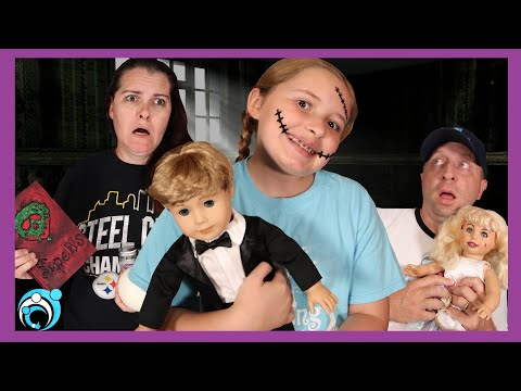 The DOLL MAKER S2 Ep7 Come Play With Us (Thumbs Up Family)