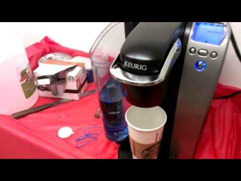 Keurig troubleshoot coffee maker