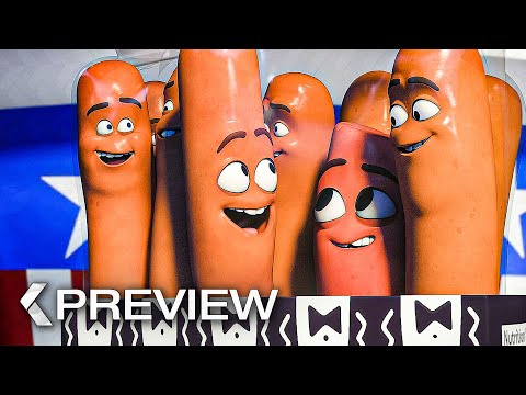 SAUSAGE PARTY - First 10 Minutes Movie Preview (2016)