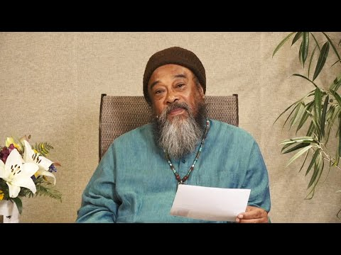 Mooji Video: Universal Love Makes 'You' Universal