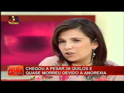 Anorexia: Dei a volta por cima