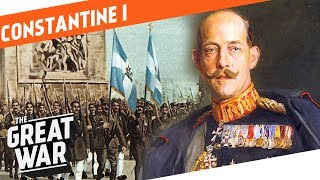 King Constantine I of Greece embodies the complex history of modern Greece in the early 20th century. By some he was and still is perceived as a hero who ...