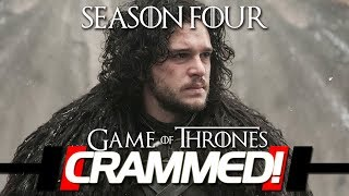 Game Of Thrones Season 4 Recap  Episode 1 - 10 CRAMMED! The Ultimate Recap Catch-up as Season 7 is soon coming out. Now is the time to Get Game of ...