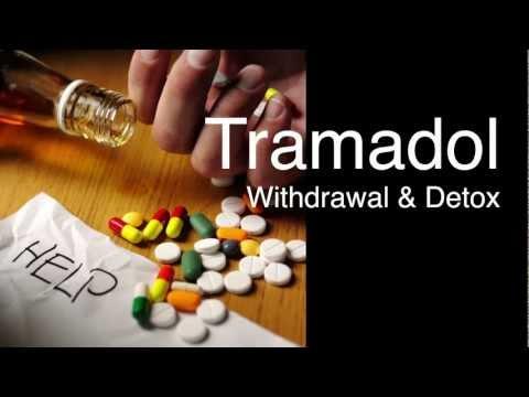 tramadol withdrawal what helps