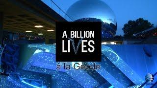 A BILLION LIVES à la Géode - Une soirée exceptionnelle !