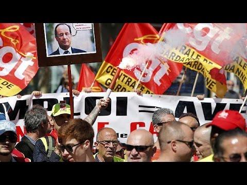 Η γαλλική νομοθεσία οι διαδηλώσεις