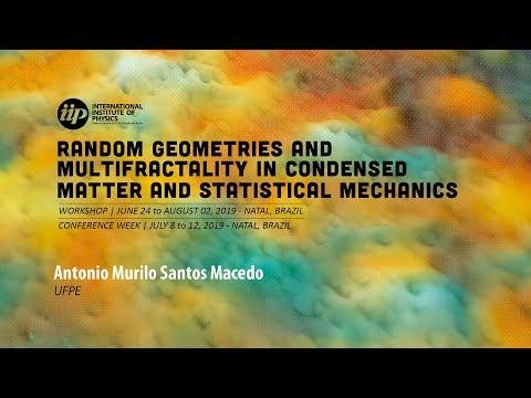 H theory: from random lasers to quantum billiards - Antonio Murilo Santos Macedo