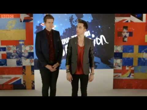eurovision - Greg James and Russell Kane present a look at all the ingredients needed to become a Eurovision winner, celebrating the UK's successes and also its hall of s...