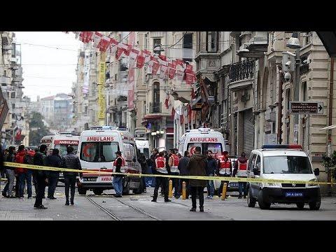 Κωνσταντινούπολη: 4 νεκροί-20 τραυματίες από επίθεση καμικάζι
