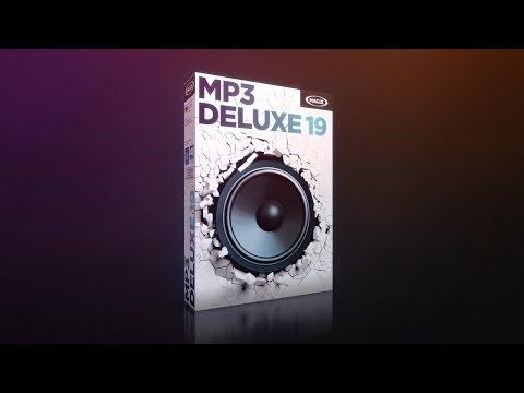 MAGIX MP3 deluxe 19 (NL) - MP3 Converter