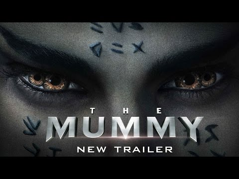 The Mummy - 2017 movie Official Trailer