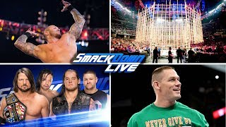 Hello guys!This is the preview for the July 18th, 2017 episode of SmackDown LIVE which will include rumours and potential spoilers.If you enjoyed this video and want more like this then please leave a like on this video and subscribe to my channel! It will be much appreciated. Thank you for watching the video and have a great day!----------------------------------------------Credit to WWE for pictures used:http://www.wwe.com/WWE's own preview:http://www.wwe.com/shows/smackdown/2017-07-18Background from: http://wallpapersafari.com/royalty-free-wallpapers/Music from NoCopyrightSounds:Laszlo - Imaginary Friends [NCS Release]Link: https://www.youtube.com/watch?v=pXppQviIKCcKonacFollow Laszlo:https://www.facebook.com/LaszloEDMOfficialhttp://soundcloud.com/laszlomusichttp://twitter.com/laszloedmhttp://www.youtube.com/user/laszloedm