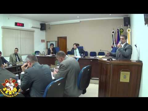Tribuna Vereador Irineu Machado dia 23 de Maio de 2017