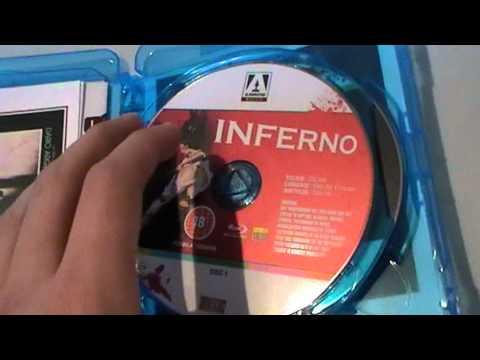 Inferno Blu Ray   ( Dario Argento )