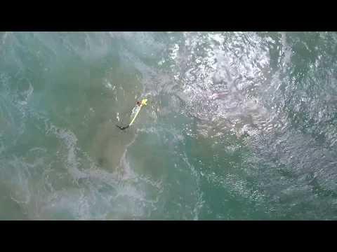 Drone έσωσε δύο κολυμβητές στην Αυστραλία