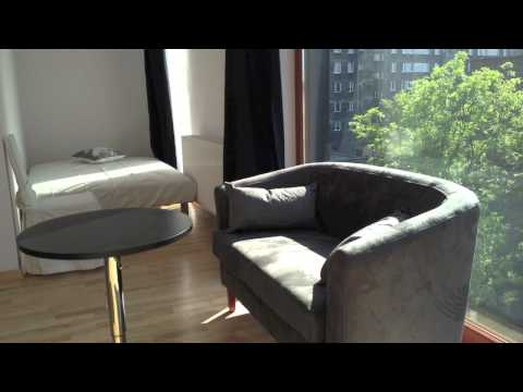 Video avPointhostel Poznan Blue Apartment