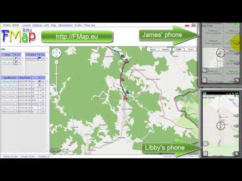 Video of FMap - online/offline Maps