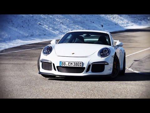 Porsche gt3 track фотография