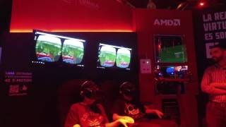 AMD en Argentina Game Show
