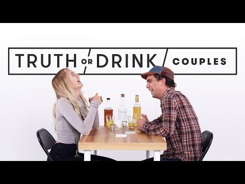 Truth or Drink: Couples