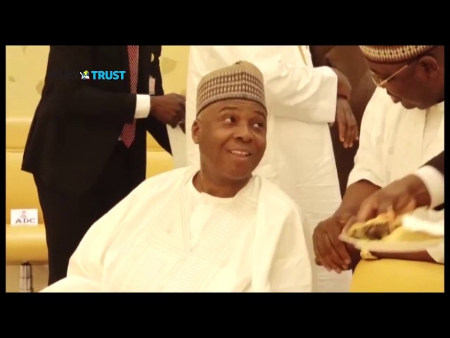 Saraki highlights Buhari's deliberation with NASS leadership