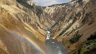 Grand Canyon (AZ) United States  city images : Grand Canyon of the Yellowstone National Park, USA in 4K (Ultra HD)