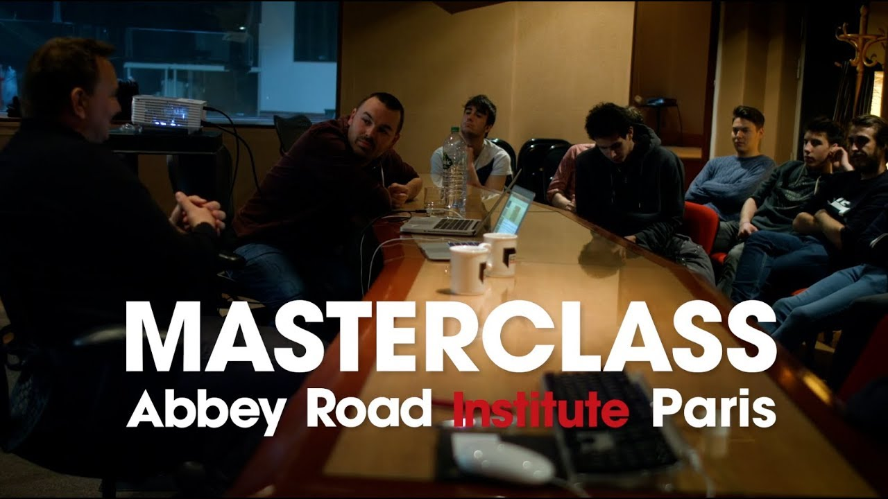 Abbey Road Engineers Andrew Dudman & Paul Pritchard Interview - Part 1