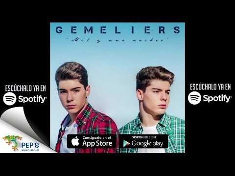 Video Gemeliers - No Lo Olvides (Mil y una Noches, 2015) download in MP3, 3GP, MP4, WEBM, AVI, FLV January 2017