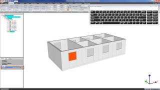 02: Editing an Existing Building Structure – BREEZE ExDAM