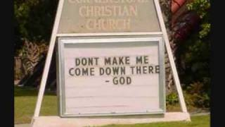 FUNNY CHURCH SIGNS!!!