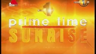 News1st Prime Time News Sunrise Sirasa TV 23rd February 2017