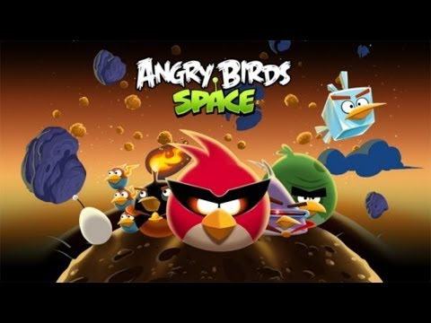 Angry Birds Space Android