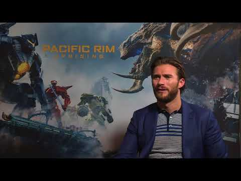 Pacific Rim Uprising | Thailand's Interview | ดารานำแสดง Scott Eastwood