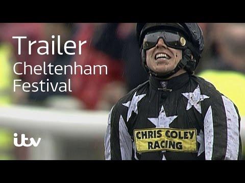ITV Racing Cheltenham Festival Ad