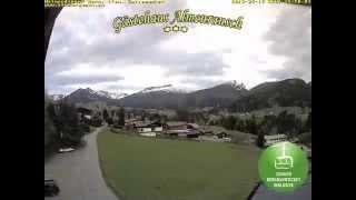 Gaestenhaus Almenrausch Webcam Timelapse