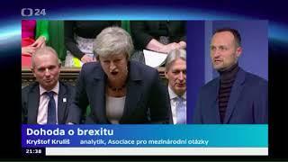 Dohoda o brexitu
