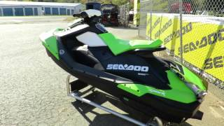 10. First 2016 Seadoo Spark 2up Review