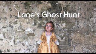 You best start believin' in ghost stories Miss Lane - you're in one!