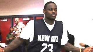 Anthony Morrow 2011 Lockout Highlights - Atlanta