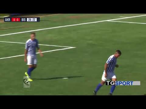 Preview video AKRAGAS - BISCEGLIE 2-2