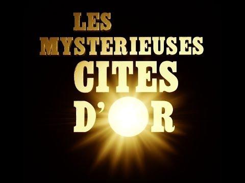 Les mystérieuses cités d'or – le film