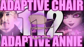 Siv HD - Best Moments #112 - ADAPTIVE CHAIR, ADAPTIVE ANNIE