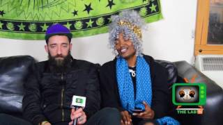 Minnie Marley sings her new song on The Labtv Ireland
