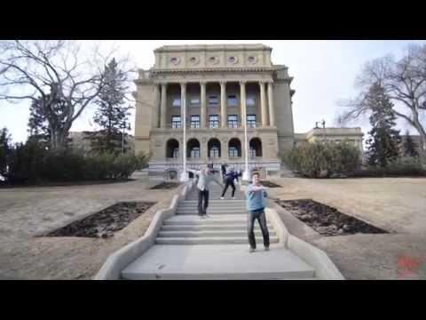 Volya Ukrainian Dance Ensemble - Places of Edmonton (Contest Video)