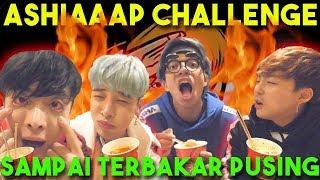 Video ASHIAAAP CHALLENGE!! Makan Sampai Terbakar dan Pusing.. + QnA with GTI BOYS MP3, 3GP, MP4, WEBM, AVI, FLV April 2019