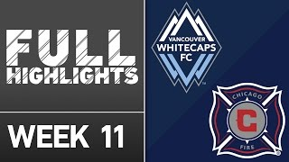 HIGHLIGHTS: Vancouver Whitecaps vs Chicago Fire | May 11, 2016 by Major League Soccer