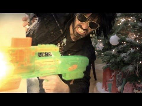 Christmas Eve Nerf Deploy Symphony