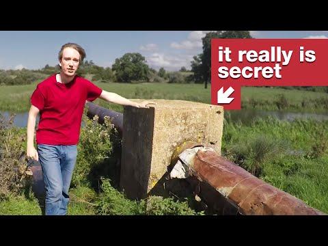 The secret underground pipeline across Britain (Tom Scott)