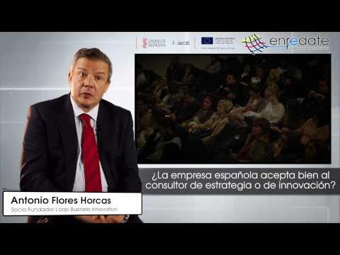 Antonio Flores en #EnredateElx 2015